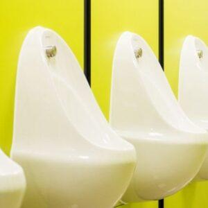 Urinal & WC